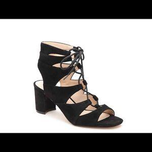 Nine West Take It Up Lace up Sandals
